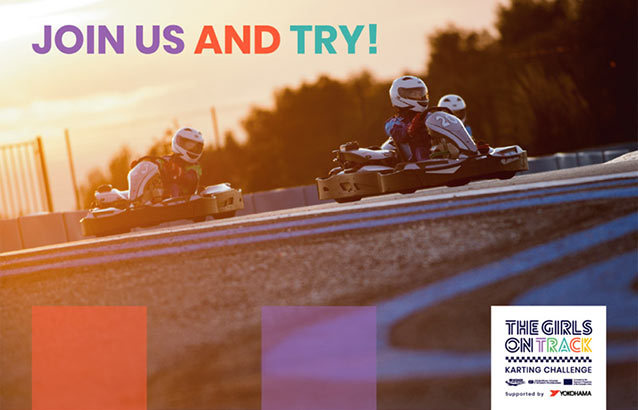 image 0 - De actie 'Girls on track' tijdens de 25 hours VW Fun Cup!