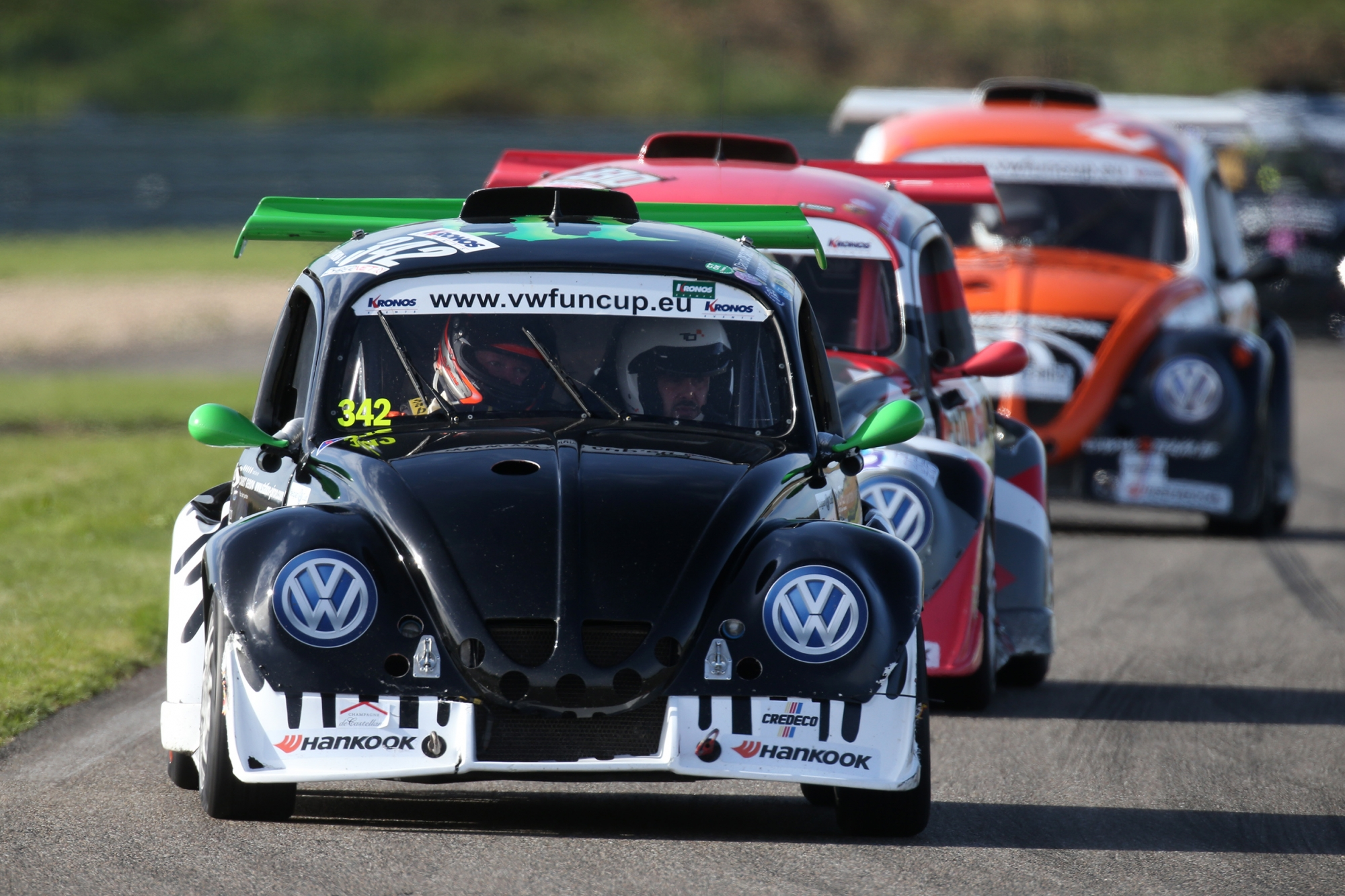 image 6 - VW Fun Cup powered by Hankook : een aftrap in stijl in Mettet !