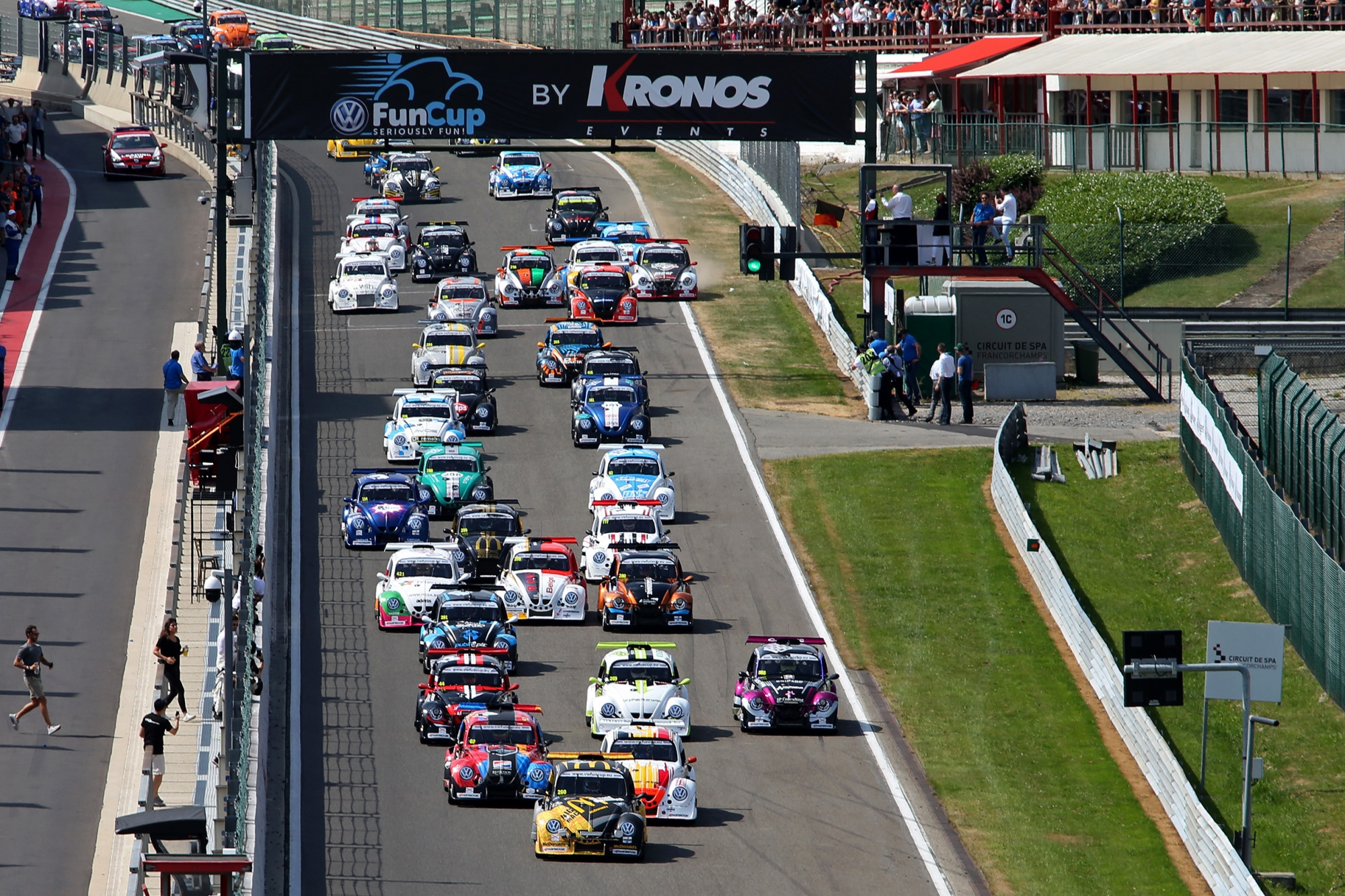 image 1 - Et maintenant, dites « Hankook 25 Hours VW Fun Cup »  !