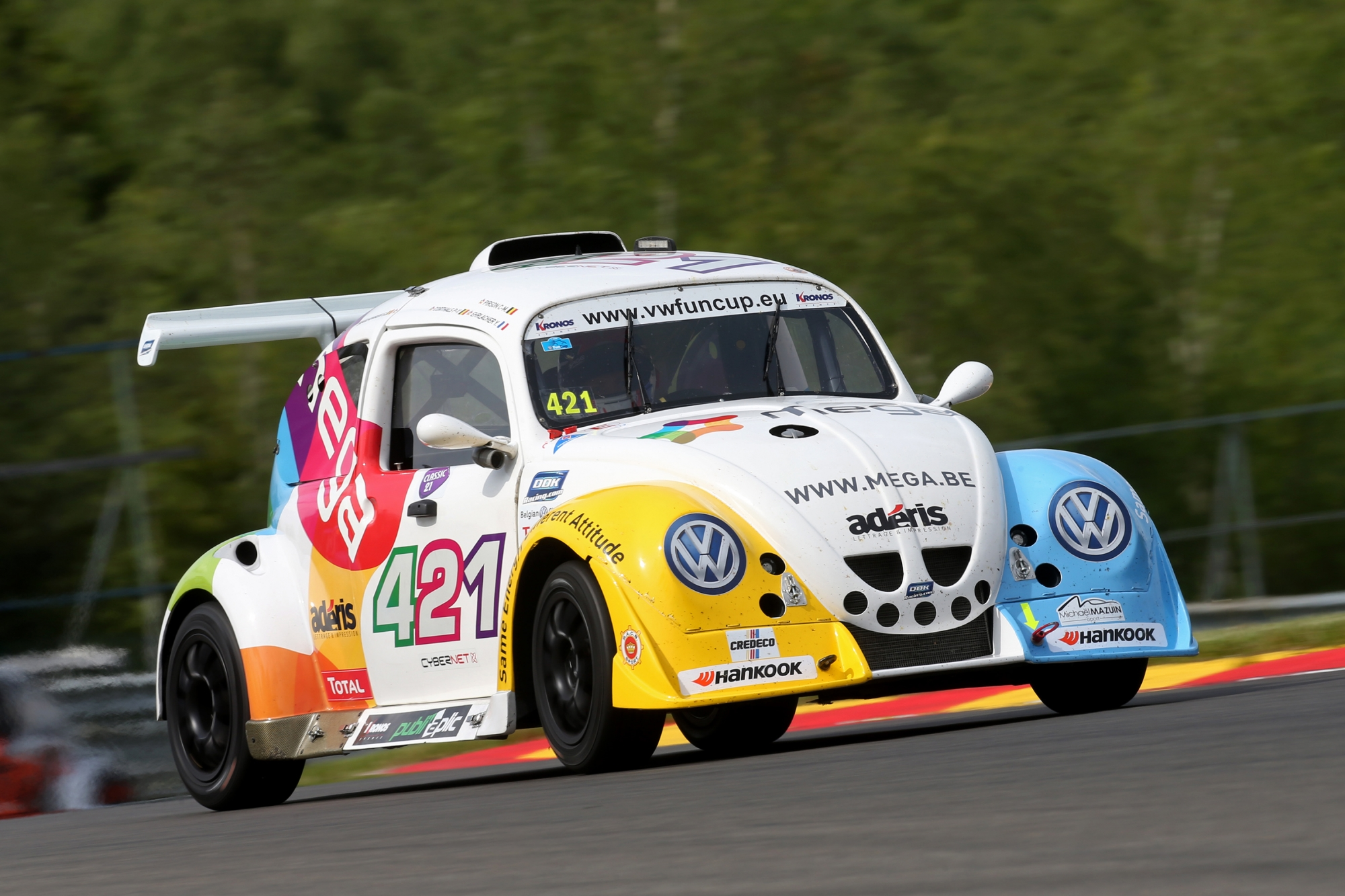 image 0 - Jean-Karl Vernay renforce le DDK Racing pour les Hankook 25 Hours VW Fun Cup