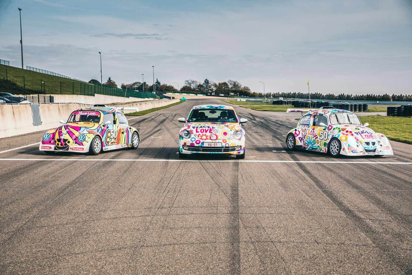 image 1 - Test & Discovery Day : ontdek de VW Fun Cup in Mettet!