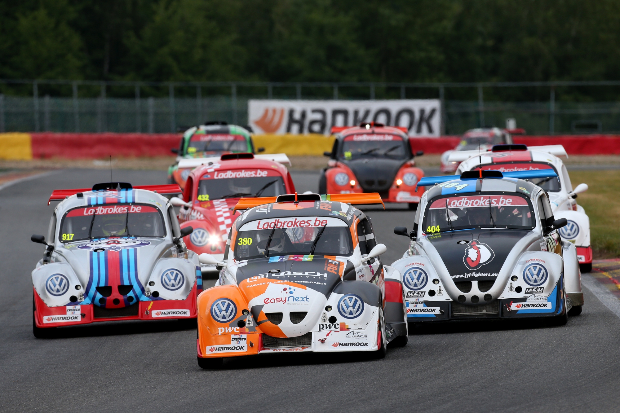 image 1 - VW Fun Cup powered by Hankook: een fantastisch programma voor 2020