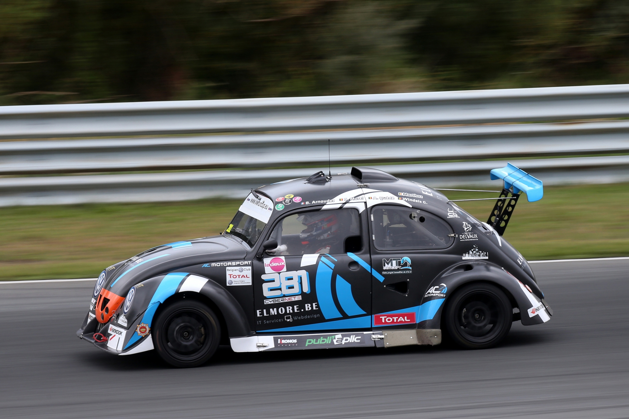 image 0 - Mini interview : Geert Windels (#281 AC Motorsport)