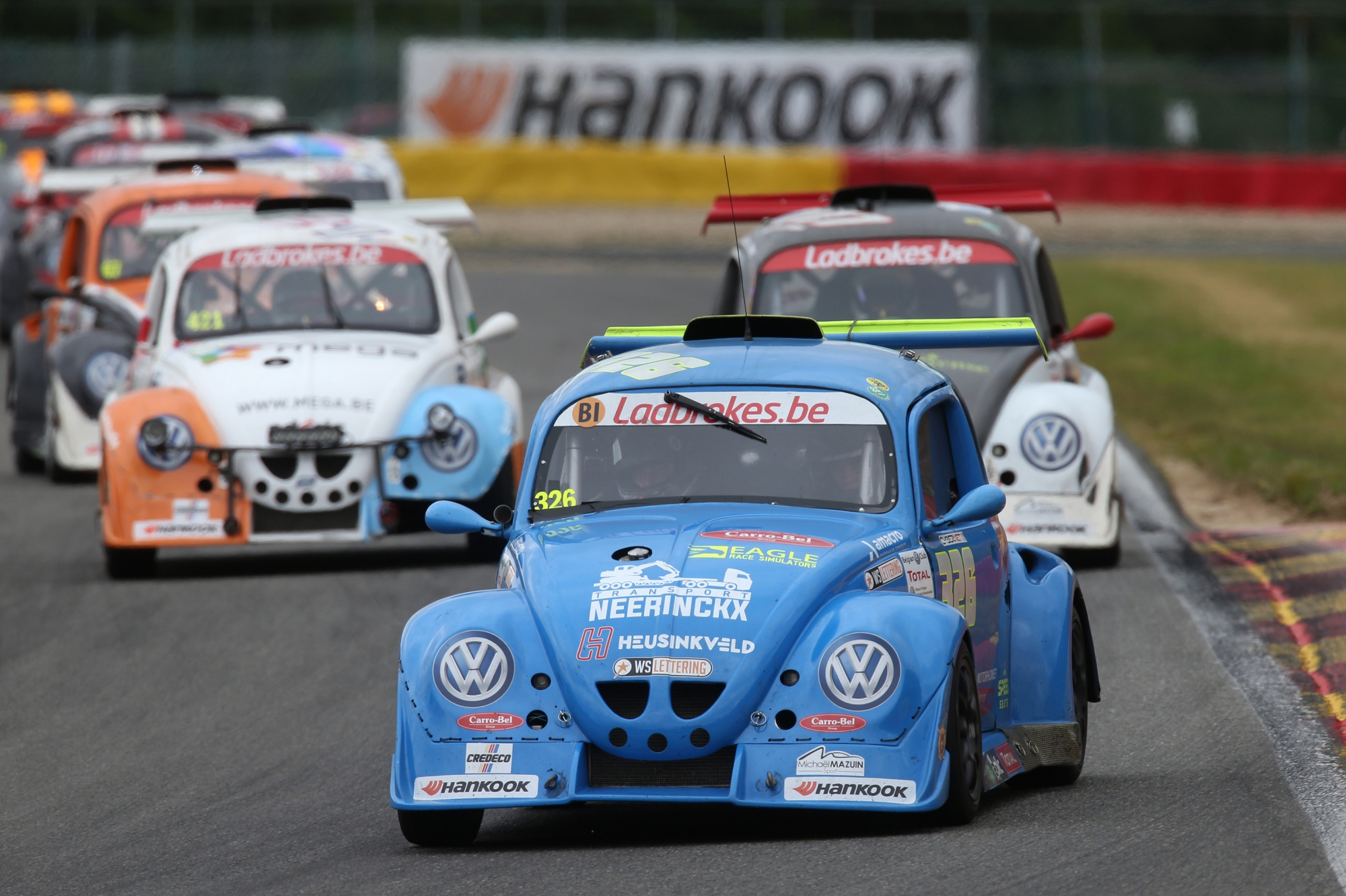 image 0 - Mini interview : Bram Mouton (DDS Racing)