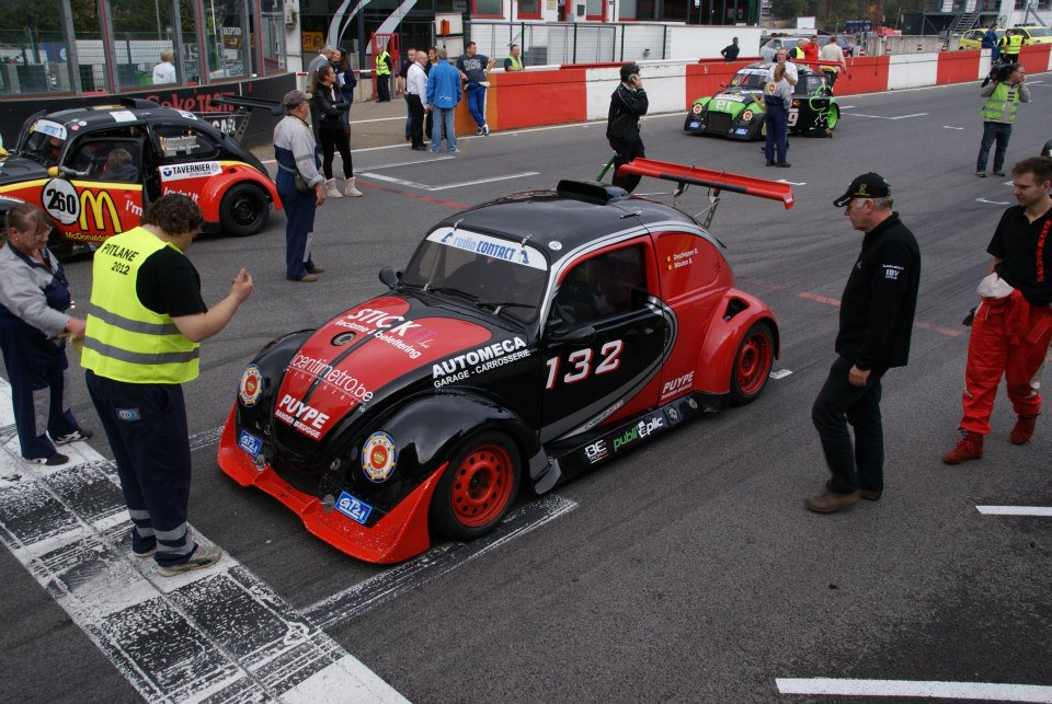 image 2 - Mini interview : Bram Mouton (DDS Racing)