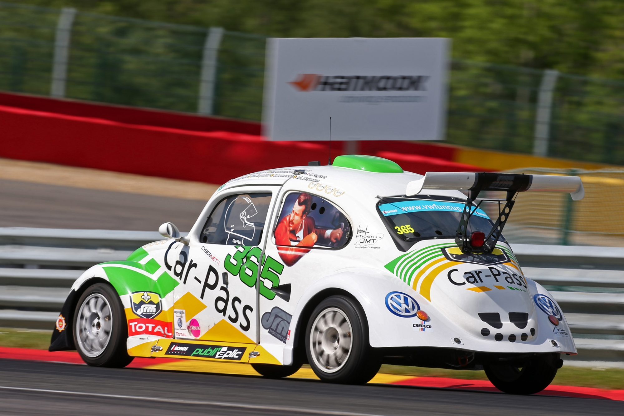 image 1 - Mini-interview: Philippe Reynens (#365 Car Pass by DRM)