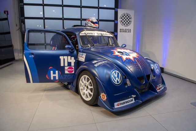 image 2 - BOONEN AND KUMPEN JOIN CLUBSPORT RACING STARS AT 25H VW FUN CUP