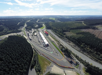 Circuito De Spa Francorchamps : Francorchamps circuit vw fun cup