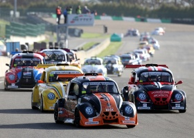 VW Fun Cup powered by Hankook : un début de saison en fanfare à Mettet !