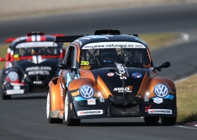 Socardenne by Milo grabs the Pole Position in Zandvoort