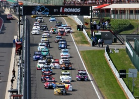Et maintenant, dites « Hankook 25 Hours VW Fun Cup »  !