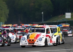 Allure Team s'affirme avant les Hankook 25 Hours VW Fun Cup