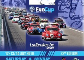 Kronos Events dévoile l'affiche des Hankook 25 Hours VW Fun Cup !
