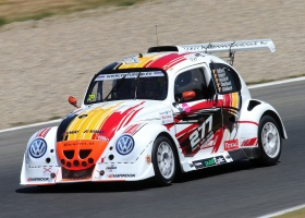 La #277 Allure Team en pole position des 25 Hours VW Fun Cup