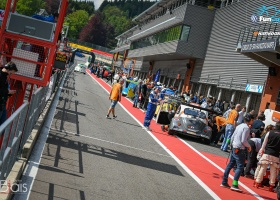 Discover your spot in the 25 Hours' pitlane!