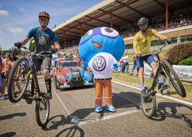 Le plein d'animations aux Hankook 25 Hours VW Fun Cup