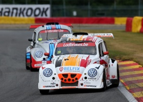 Acome Racing 2 en pole position au Zolder Fun Festival grâce au Blackjack !