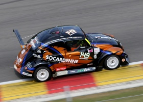JUSI Racing versterkt Evo2-rangen in de 25 Hours VW Fun Cup
