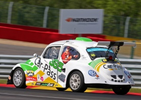 Mini interview : Philippe Reynens (#365 Car Pass by DRM)