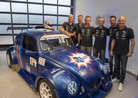 BOONEN AND KUMPEN JOIN CLUBSPORT RACING STARS AT 25H VW FUN CUP