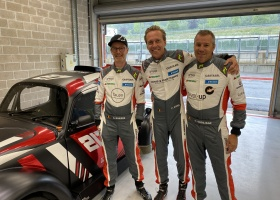 Clubsport triple ses forces en VW Fun Cup powered by Hankook