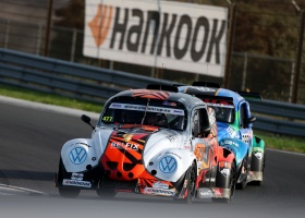 The sticker plan for the Hankook 25 Hours VW Fun Cup is available!