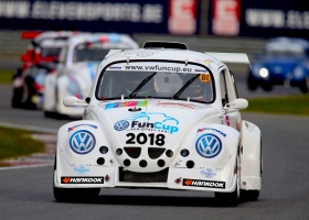 Hankook, fournisseur officiel des pneus de l'European VW Fun Cup en 2018