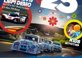 The 25 Hours VW Fun Cup Poster Unveiled!