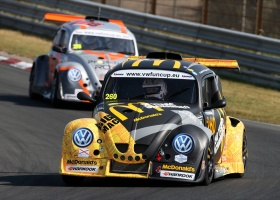 McDonald's Racing, Lovin' the VW Fun Cup, encore et toujours !