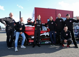 Pole position et record du tour pour Mathieu Detry (#44 JAC Motors 1)
