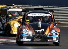 Socardenne by Milo Racing définitivement champion de l'European VW Fun Cup 2018