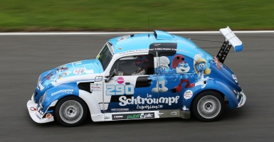 Magnus-Foldesi-De Pauw-de Wilde convincingly 7th in the 25H VW Fun Cup